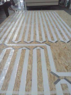 salmerk underfloor heating system 12v t 00014932857